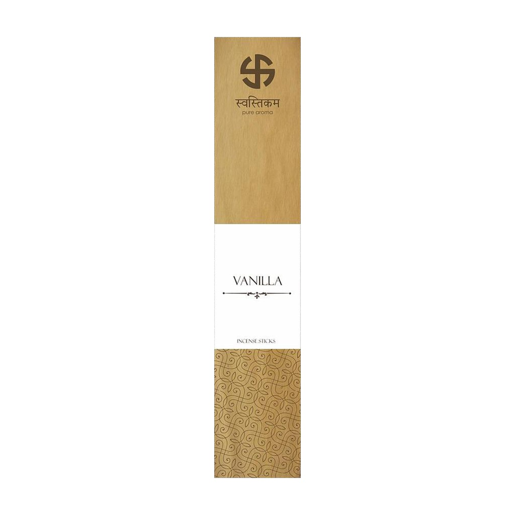 Swastikam vanilla incense stick