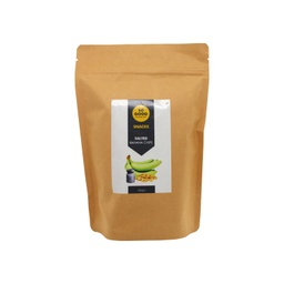 [salted12] SO GOOD Banana Salted Chips 100g