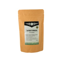 SAT VEDA Organic Wheat Grass Powder 100g